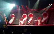 """29.12.13. Шоу-балет """"Кардинал"""". Танок """"Антре""""."""