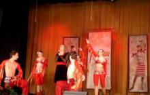 Ірина Шинкарук  -- Майстер-Клас. Акапельна -- Купалка.