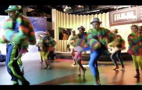 """24.11.2013 День народження ЮНІСЕФ. Танець """"Крейзі і компанія"""""""